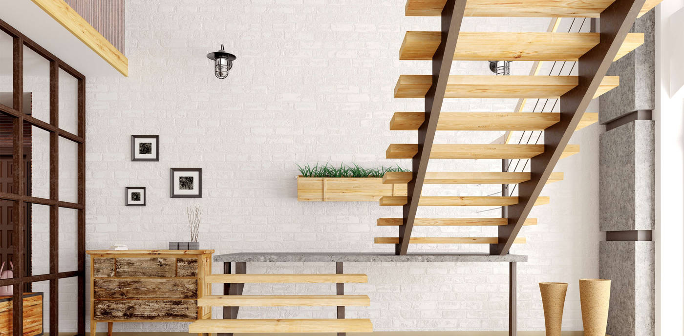 Hutton forest products home for Como hacer una escalera de madera para segundo piso